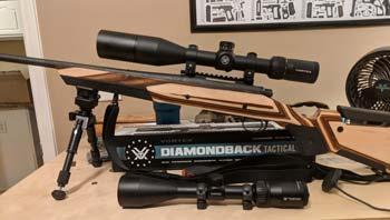 product comparison of Vortex Crossfire II and Diamondback have in common