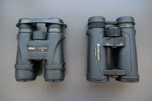 Difference between Vortex Diamondback vs Nikon Prostaff
