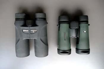 buying guide of Vortex Diamondback vs Nikon Prostaff