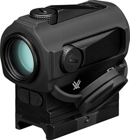 Vortex Optics SPARC Red Dot Sight Gen II - 2 MOA Dot , BLACK
