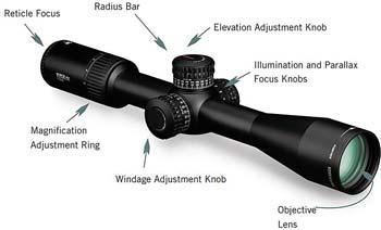 Vortex Optics Viper PST Gen II Second Focal Plane Riflescopes