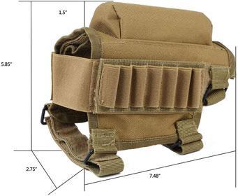 KWNRAOR Rifle Cheek Riser, Cheek Rest Pad for Rifle Stock
