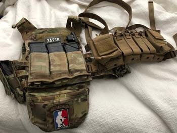 How to Clean Chest Rig