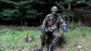 Is Flecktarn good for hunting