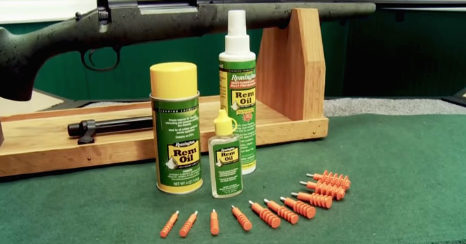 Remington Squeeg-E Review [Excellent for Cleaning Shotguns]