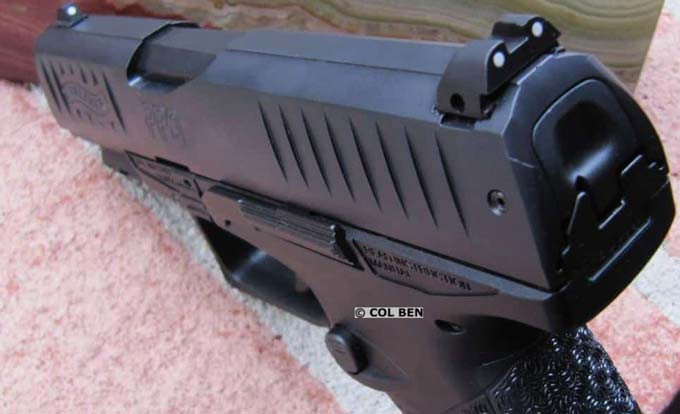 Best Sights for Walther PPS M2