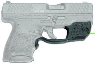 Crimson Trace LG-482 Laserguard Laser Sight for Walther PPS M2