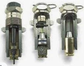 Dillon Precision 14406 9mm Pistol 3 Three Carbide Die Set