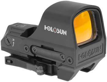 HOLOSUN - HS510C Reflex Red Dot Sight for Longer Barrels