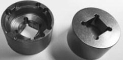 Hi-Tech KSG 4 Notch Barrel Nut Remover Tool