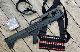 Kel Tec KSG Shotgun Problems