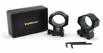 Scope Rings for 50 BMG