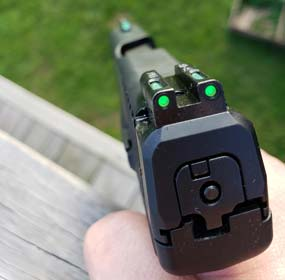 Sights for Walther PPS M2 reviews